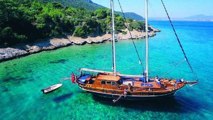 Catamaran Charter turkey