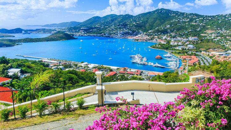 Catamaran Charter us-virgin-islands